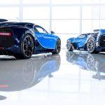 Bugatti prodalo první Chiron včetně jedinečného konceptu Vision Gran Turismo. Z té ceny se vám zatočí hlava!