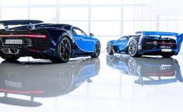 Bugatti prodalo první Chiron včetně jedinečného konceptu Vision Gran Turismo. Z té ceny se vám zatočí hlava! 33