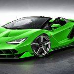 Lamborghini Centnario: čerstve představen, ihned vyprodán 2