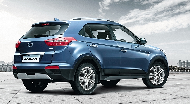 První plány SUV Hyundai vypadají slibně 1