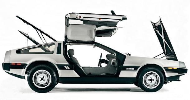 Návrat do budoucnosti s Delorean Motor Company 1