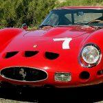 Ve světě veteránů panuje Ferrari