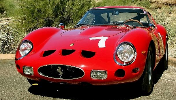 Ve světě veteránů panuje Ferrari 1