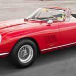Jedinečné Ferrari 275 Nart Spider jde do aukce