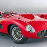 Ferrari 335 Spider S Scaglietti – toto nádherné Ferrari se má stát nejdražším na světě