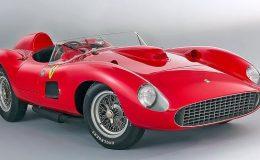 Ferrari 335 Spider S Scaglietti - toto nádherné Ferrari se má stát nejdražším na světě 31