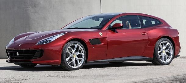 Ferrari GTC4 Lusso: Unikátní auto, zcela nový svět 1