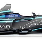 Jaguar odhaluje nové závodní vozidlo - Formule E 4