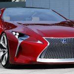 Lexus ukázal budoucnost: představil koncept LF-FC