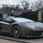 Unikátní Lamborghini Aventador J.S 1 Edition vyrobené pro miliardáře Jemesa Stunta