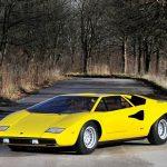 Lamborghini Countach: jeden z prvních sportovních automobilů v dražbě získal nového majitele 4
