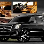 Lexani Cadillac Escalade Viceroy? pouze pro nejbohatší milionáře a byznysmeny