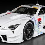 Lexus LC GT500: porazí v sezóně 2017 vládnoucí Nissan?