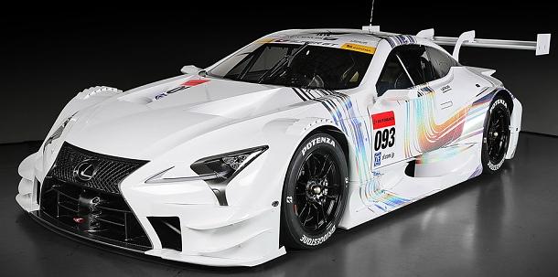 Lexus LC GT500: porazí v sezóně 2017 vládnoucí Nissan? 1