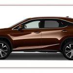 Takajuki Katsudo – zdolná výzva – Lexus RX2016