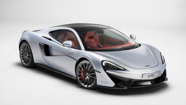 Nový McLaren 570GT je vylepšený, luxusnější a pohodlnější 1