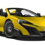 McLaren 675LT Spider: extrémně rychlý super-sport s otevřenou střechou