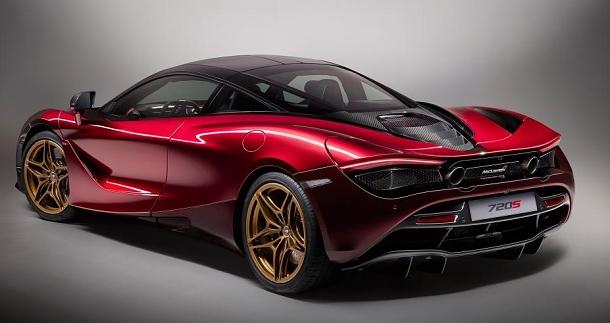 McLaren 720S - zatím nejlepší super-sport z Anglie 1