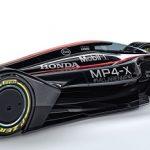 McLaren MP4-X: futuristický F1 ovládaný mozkem pilota