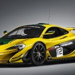 Sex na kolech – McLaren představí P1 GTR s výkonem 996 koní