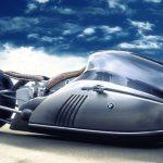 Titan: nový motocykl od BMW by vzbudil závist i u Batmana!