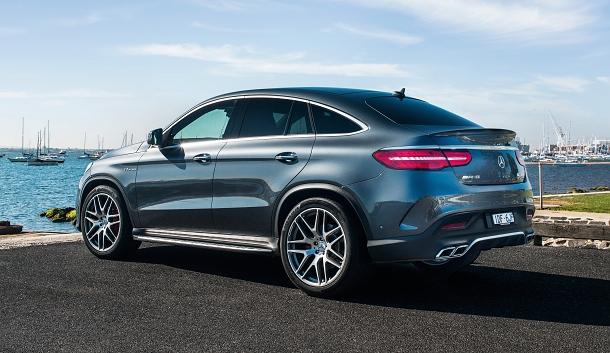 Mercedes-AMG GLE 63 Coupé 4Matic: nová interpretace výkonu 1