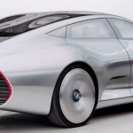 Dvě auta v jednom: Mercedes-Benz Concept IAA