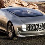 Mercedes-Benz F015: prototyp luxusního automobilu jezdícího na vodík a bez řidiče