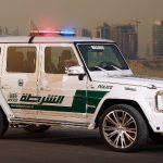 Milovníci vysoké rychlosti vyhněte se městu Dubaj! Před místní policií nikdo neuteče