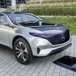 Mercedes Generation EQ: plně elektrické SUV s dojezdem až 500 km 7