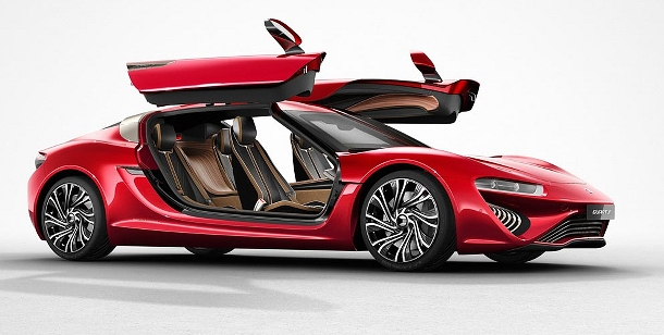 Nanoflowcell Quant F: elektromobil s dojezdem až 800 km a enormím výkonem! 1