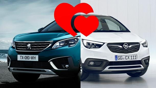 Německá automobilka Opel již od Francouzkou vlajkou 1