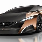 """Peugeot Onyx - Automobil, který """"opět"""" posouvá hranice nemožného 5"""