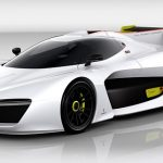 Pininfarina H2 Speed: první super-sport na vodíkový pohon 6