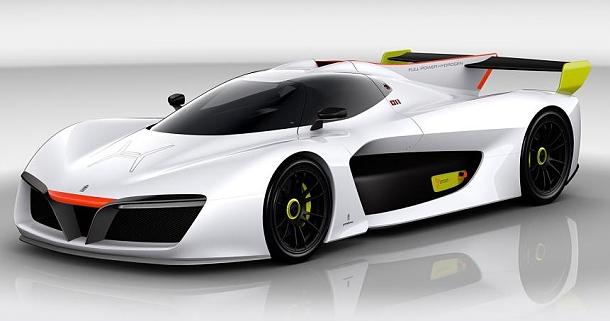 Pininfarina H2 Speed: první super-sport na vodíkový pohon 1