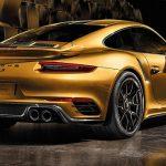 Porsche 911 Turbo S Exclusive Series: brutální limitky za čtvrt milionu!