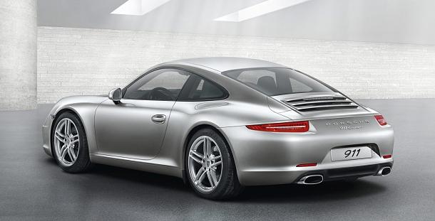 Porsche 911 Carrera: menší, ale výkonnější motory s turbem 1