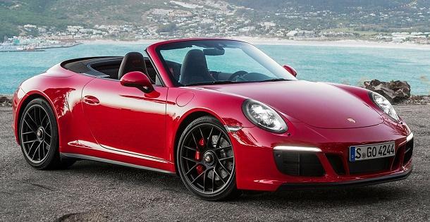 Sportovní modely Porsche 911 GTS přicházejí 1
