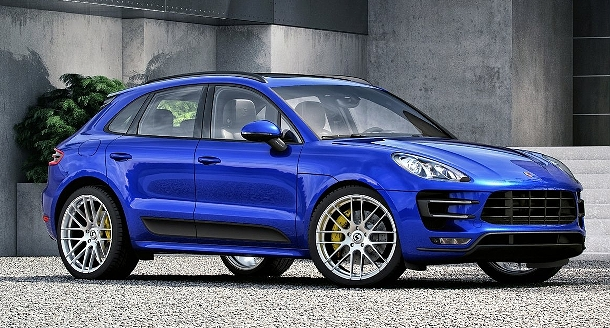 Porsche Macan Turbo? Nejlepší sportovní SUV! 1