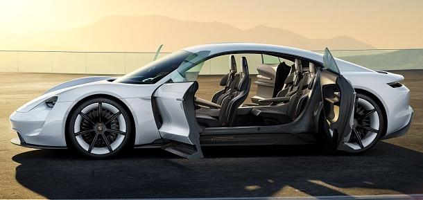 Porsche Mission E: více jak jen koncept sportovního elektromobilu! 1
