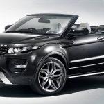 Range Rover Evoque Cabrio: originální kabriolet zatím bez konkurence