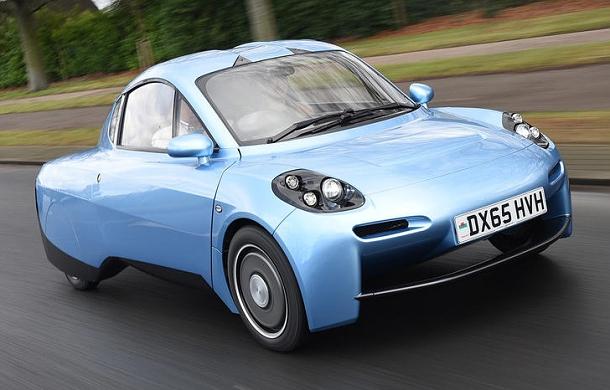 Riversimple Rasa: auto budoucnosti poháněné vzduchem! 1