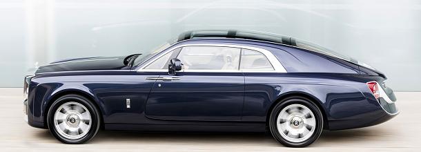 Rolls-Royce představil speciální jedno-kusový model, který je nejsraženější na světě 1