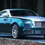 Nový Rolls-Royce Wraith inspirovaný módou je mimořádný přízrak síly, stylu a dramatu 6