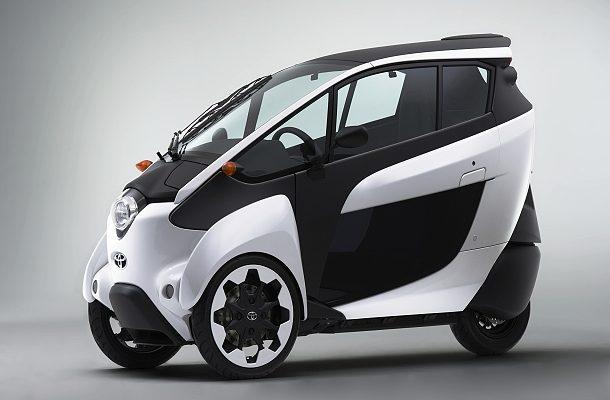 Toyota I-Road: nejzábavnější elektrické vozidlo na třech kolech 1