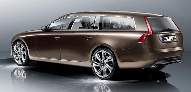 Nové Volvo V90 omámí všechny vaše smysly! 1