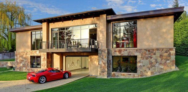 West Bellevue House - Luxusní 2-pokojový dům s prostorem pro 16 exkluzivních super-sportů 1