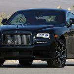 Rolls-Royce vsadil na černou sošku Spirit Of Ecsstasy 5