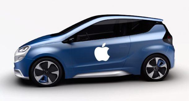 Apple testuje v kalifornii své první autonomní elektromobily 1