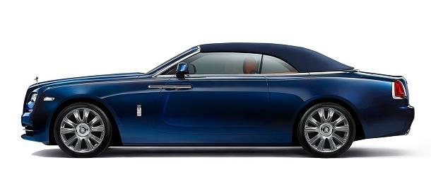 Rolls-Rooyce Dawn: luxus pro mladé aristokraty 1